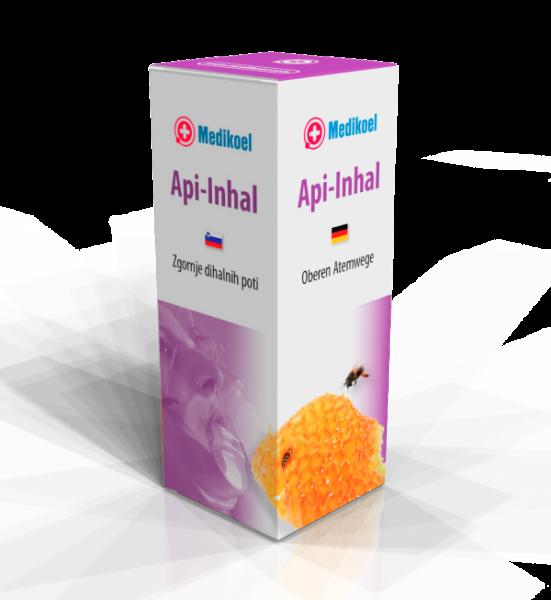 API Inhalations Mischung - Obere Atemwege für den Ultraschallinhalator