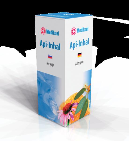 API Inhalations Mischung - Allergie für den Ultraschallinhalator