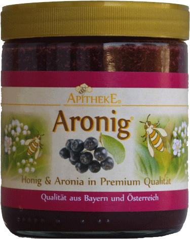 Aronig - Honig Aronia