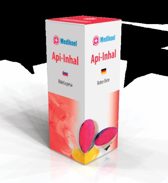 API Inhalations Mischung - Rote Beete für den Ultraschallinhalator