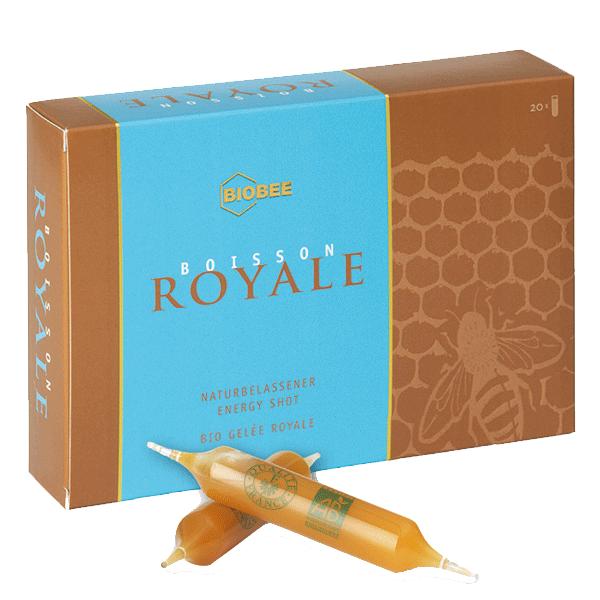 Boisson Gelee Royale Trinkampullen
