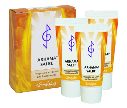 Arhama®-Salbe 3 Tuben mit je 20 ml