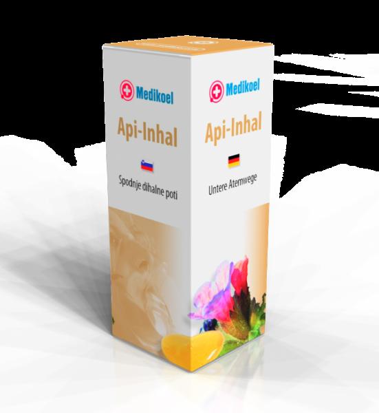API Inhalations Mischung - Untere Atemwege für den Ultraschallinhalator