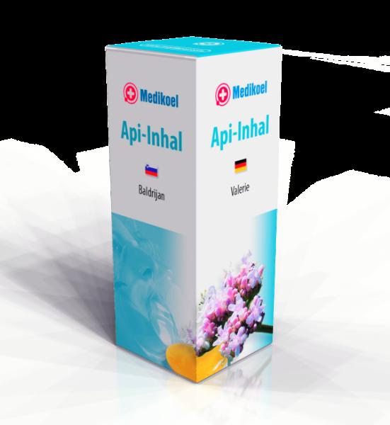 API Inhalations Mischung - Baldrian für den Ultraschallinhalator