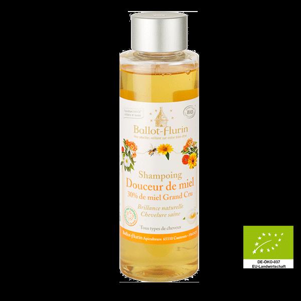 Douceur de miel Shampoo (FR-BIO-10)