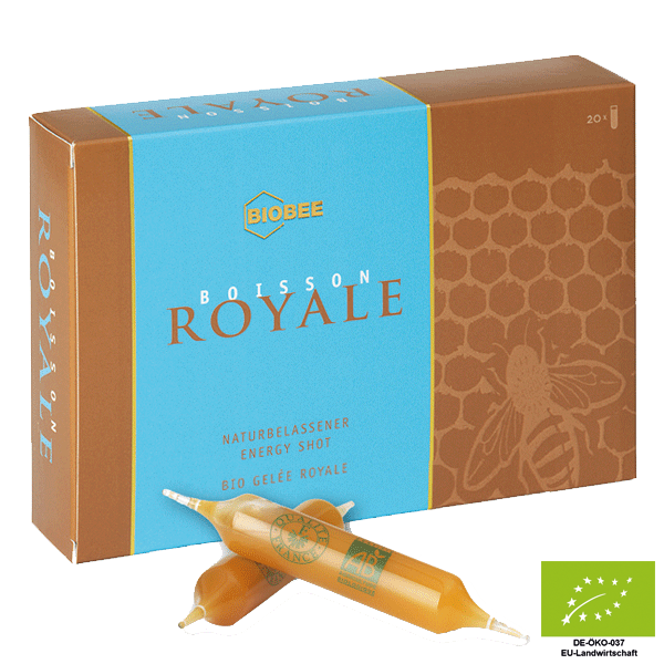 Boisson Gelee Royale 20 x 10 ml Trinkampullen