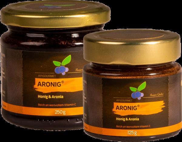 Aronig® - Honig & Aronia in Premium Qualität - Eigene Herstellung