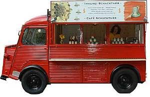 Marktauto aus dem Jahre 1953 - HY